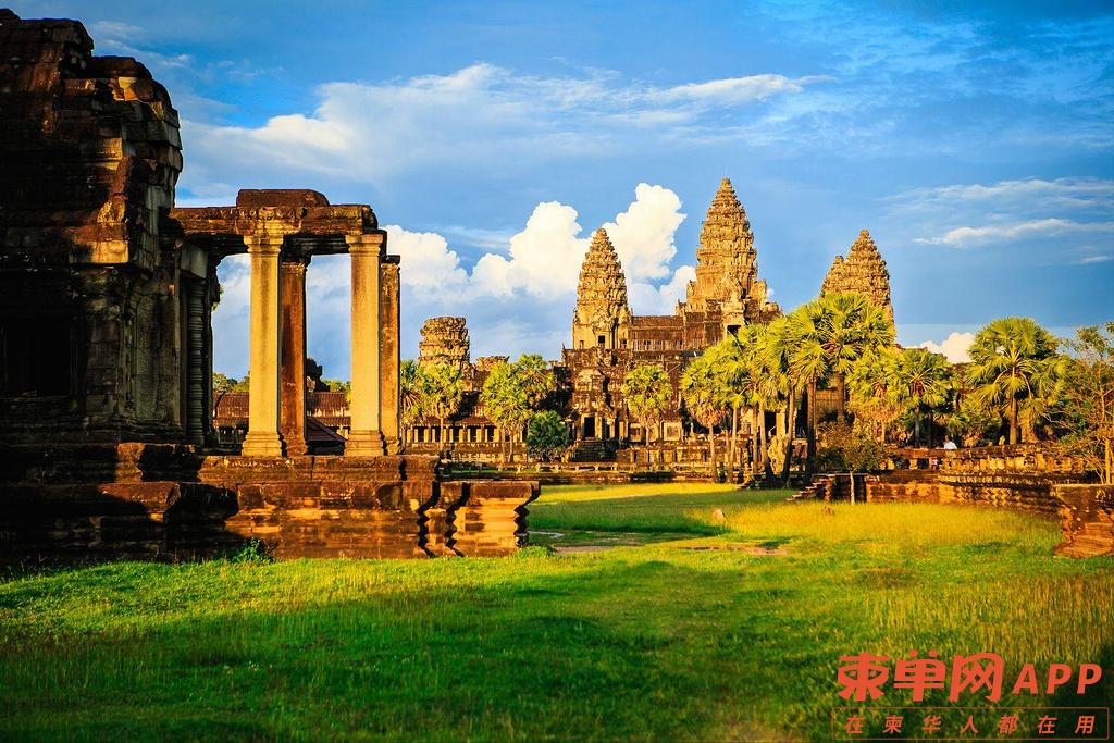 吴哥窟Angkor Wat Complex