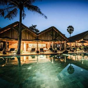 柬埔寨的精品奢华酒店-Phum Baitang酒店 / Arnaud Zannier 你来过吗? ... ...