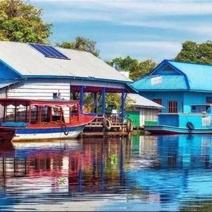 暑假倒计时32天,就差一个你,陪我去柬埔寨!